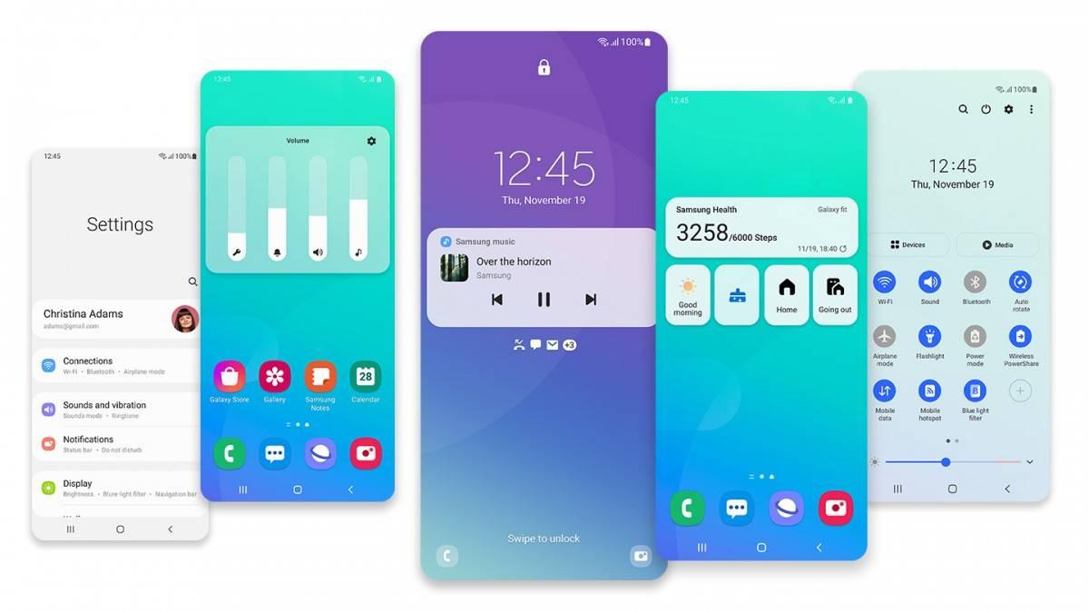 Samsung 为S20系列率先推送 One UI 3.0 更新!其它系列需等2021年!