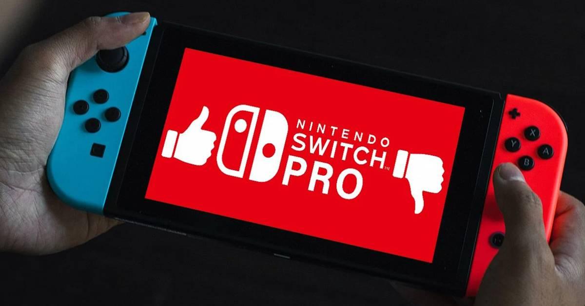 多位分析师确认Switch Pro即将登场!售价约RM1616!