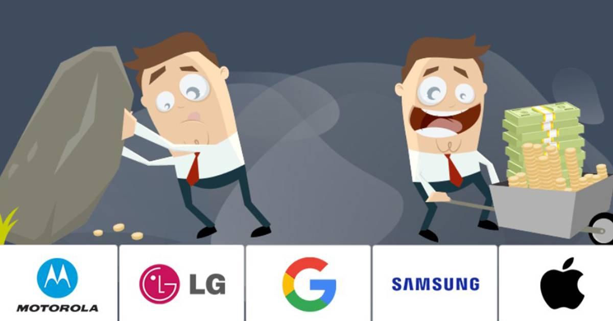 310款智能手机保值率全收集!iPhone用户看了在偷笑!