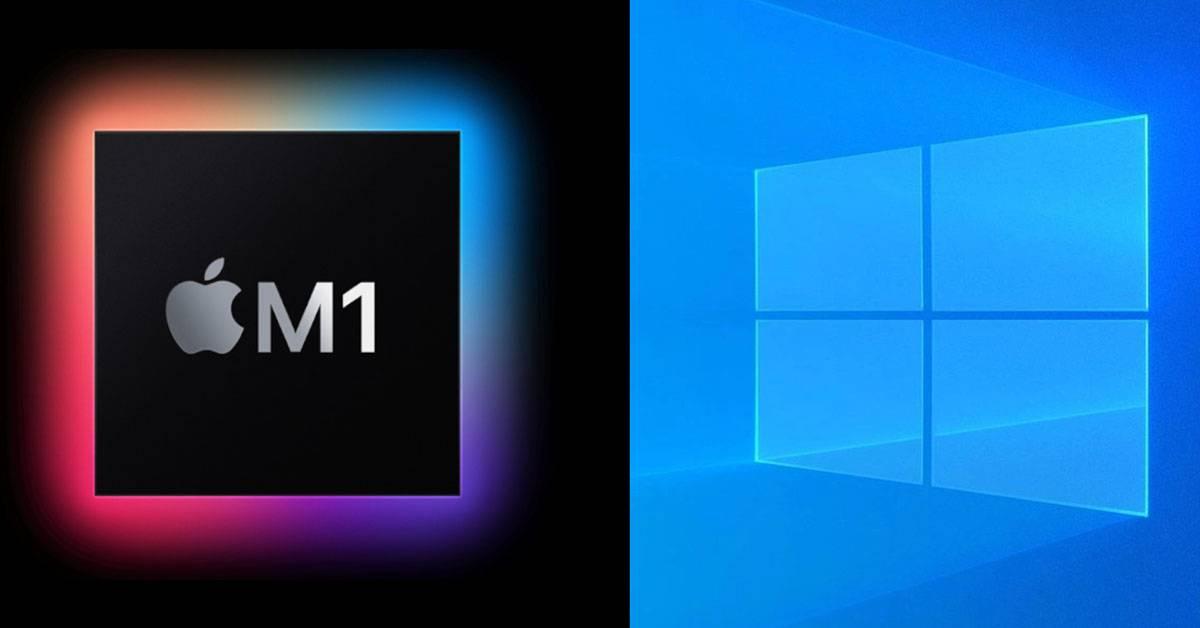 Parallels Desktop增加Windows系统支持!搭载M1处理器的苹果电脑可以搭载Windows了!