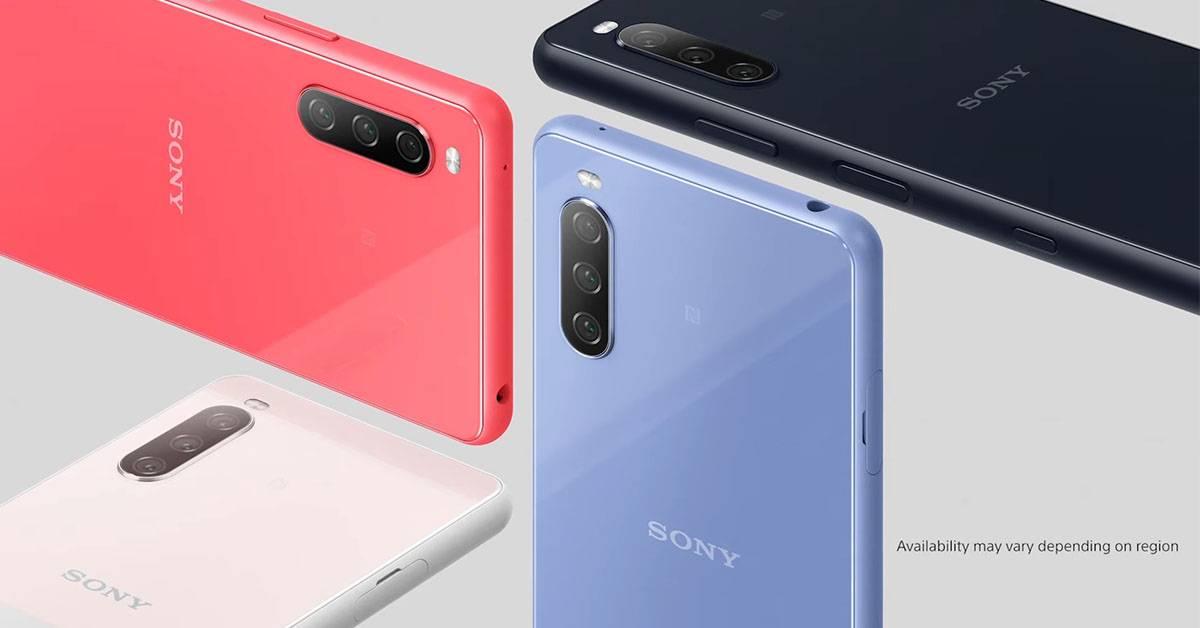 【Sony 发布会】中端手机Sony Xperia 10 III发布!搭载骁龙690 5G处理器、4500mAh电池容量、后置三摄!