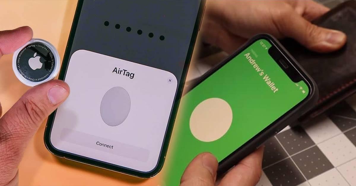 神人改装AirTag秒变「银行卡」!厚度仅3.8mm!