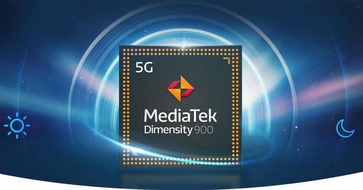 联发科发布天玑900芯片!支持5G双通、2x2 MIMO WiFi 6、LPDDR5内存!