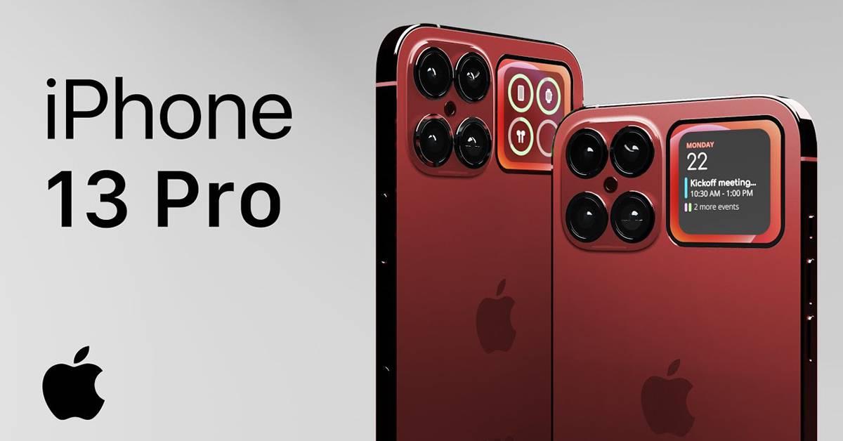 果粉最期望iPhone 13续航更给力!尤其是Touch ID更急不能不回归!