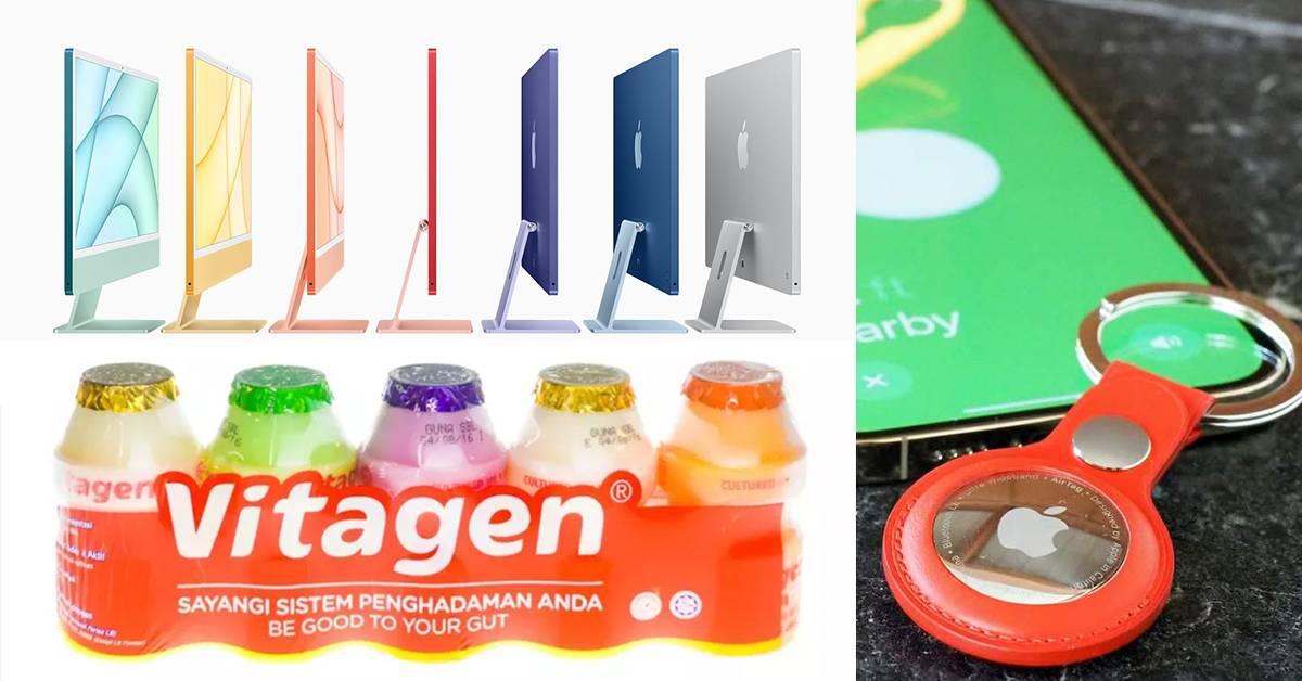 iMac和Vitagen一样,橙色最少人喜欢?!61%果粉有意购买AirTag追踪宠物、找钥匙!