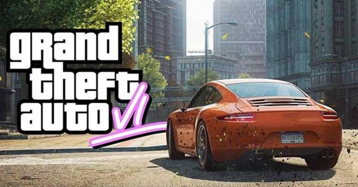 游戏开发人员接受专访爆料?!疑《GTA VI》首张游戏地图+发售时间曝光!