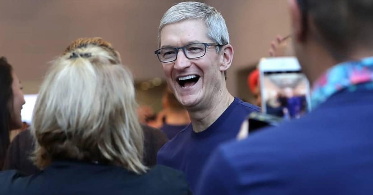 Tim Cook放话:未来iPhone全部材料可回收!2030年前实现整个链条碳中和化!