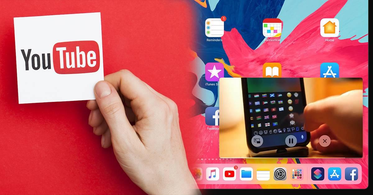 """一边浏览其他东西,一边看YouTube!手把手教你学会""""画中画""""模式!"""