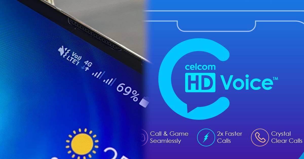 Celcom尚未为预付配套用户开启VoLTE!预计最快今年年尾开放?