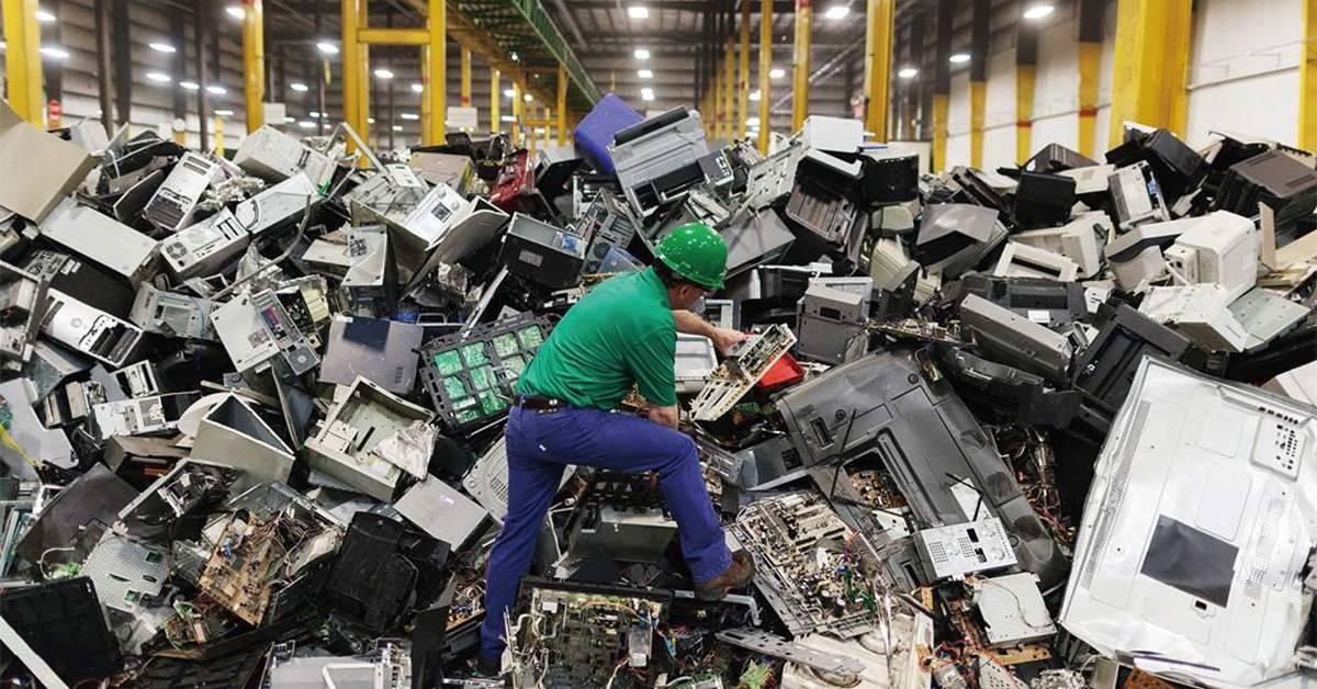 2021年电子设备废弃物达6300万吨!智能手机需要的数种其他元素料在下个世纪被开采光!