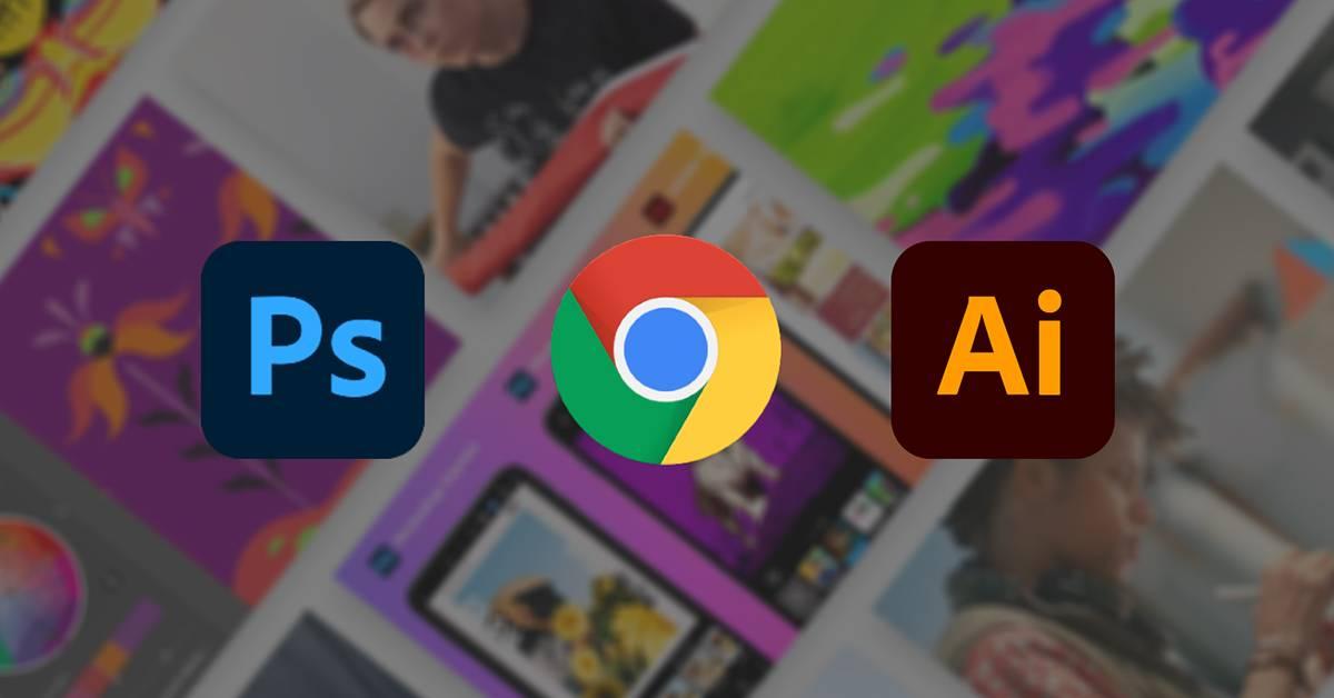 Adobe推出网页版Photoshop/Illustrator!无需下载便可进行基本编辑!