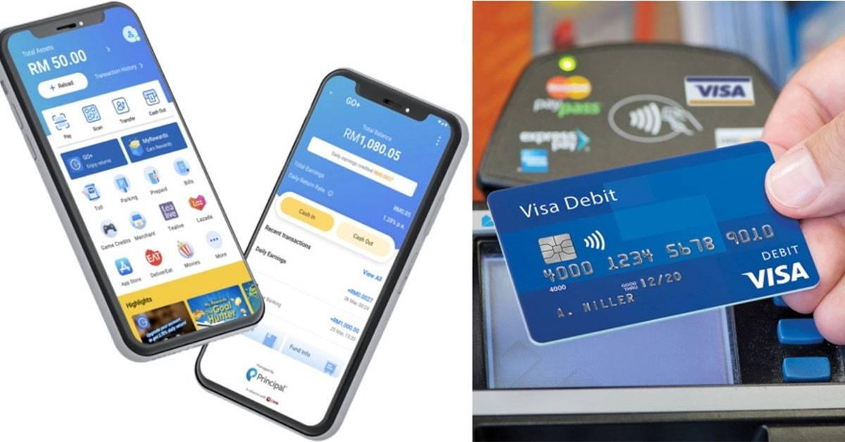 Touch 'n Go eWallet与VISA联合推出充值卡!通过卡支付的方式,扣电子钱包的账!