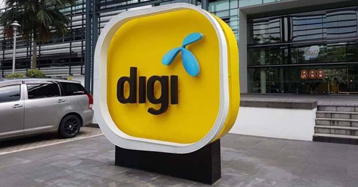 Digi网络瘫痪已修复!建议无法上网者重新开机!