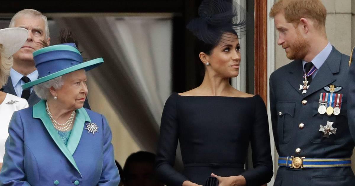 """英国皇室下令彻查""""梅根霸凌员工""""事件!与哈里夫妇正式决裂?!"""