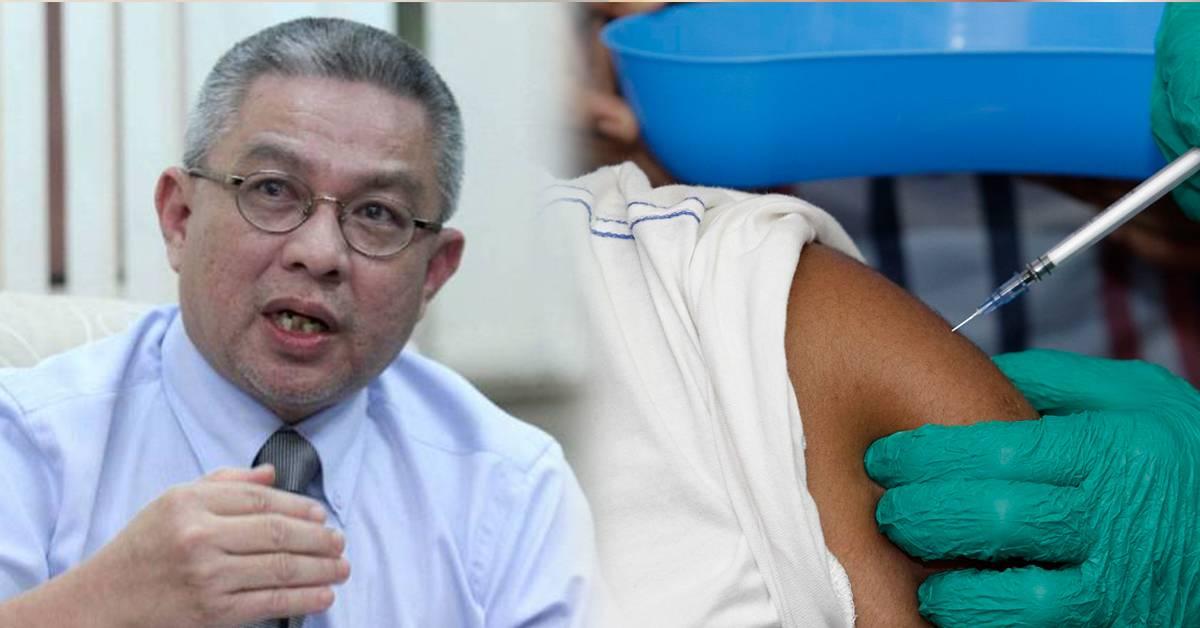 全国逾16万人接种首剂疫苗!卫长:迄今没人出现严重副作用!