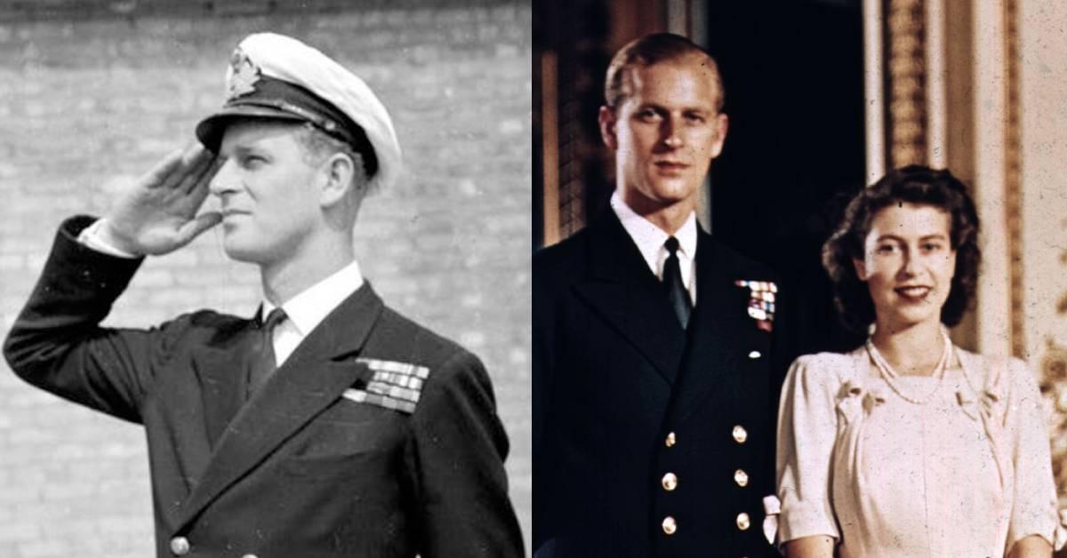 【菲利普亲王逝世】曾是二战海军英雄!亲王为爱而中断海军生涯!