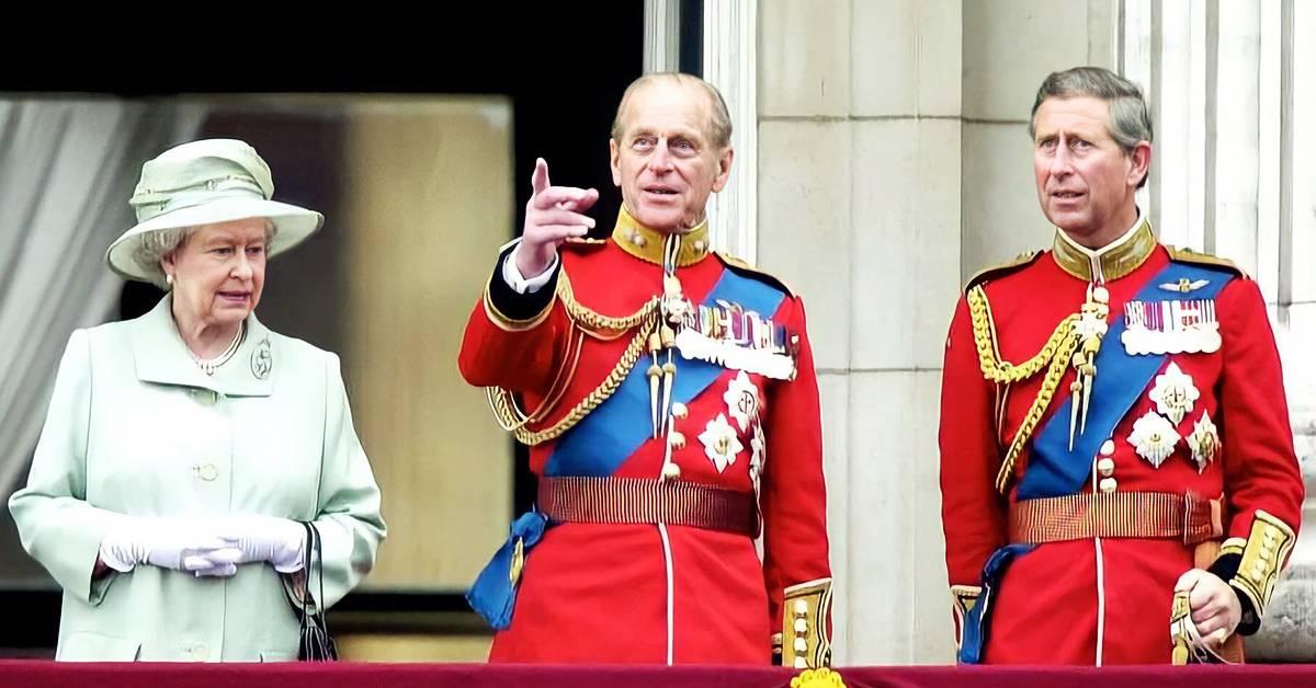 【菲利普亲王逝世】叮嘱查尔斯照顾好女王!亲王离世前最后的愿望曝光!