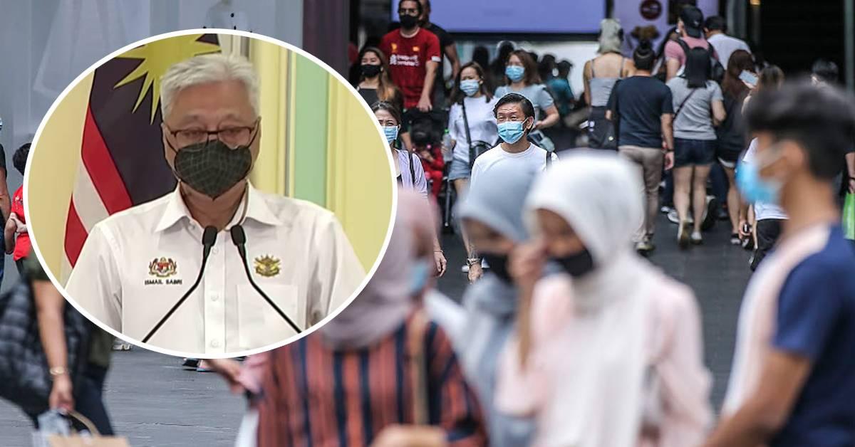 防长:去年曾考虑直接取消管制令!称因沙巴选举等因素导致疫情反弹!