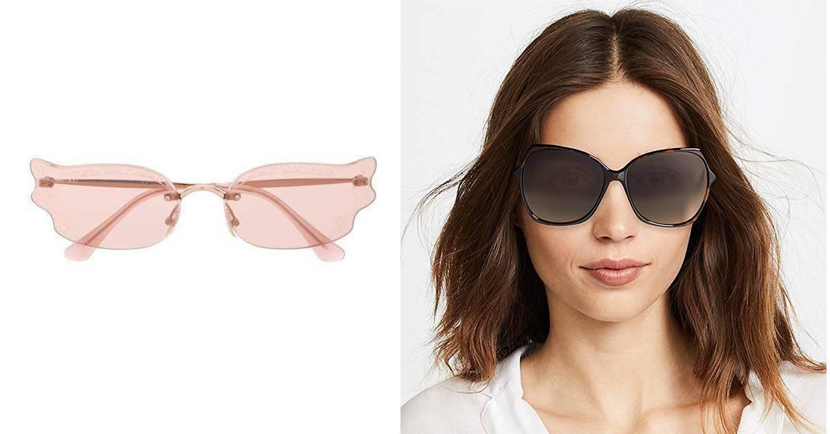 精品大牌墨镜眼镜大促销,全场RM288!GD、宋茜等艺人最爱的品牌全都有!