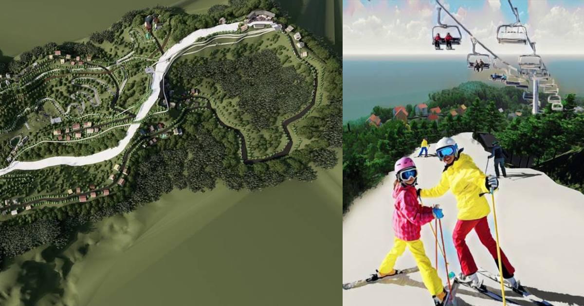 大自然结合欧洲风!金马仑将迎来首个ESCAPE主题乐园!