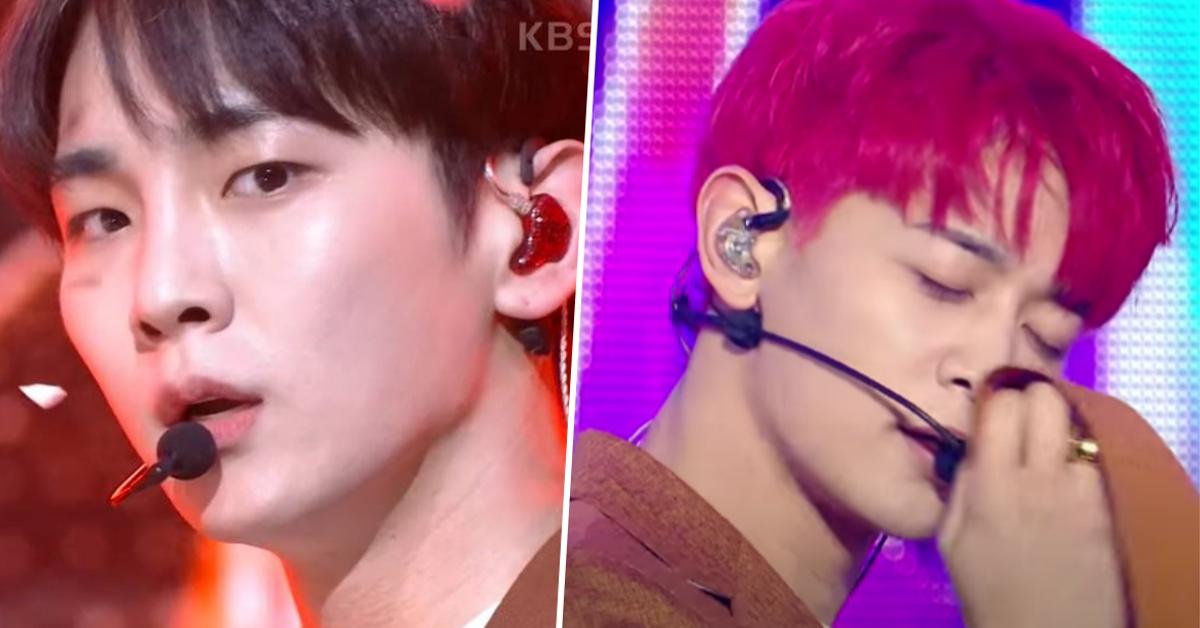 SHINee个个都是戏精?Key、珉豪舞台表演的Ending镜头太搞笑了!