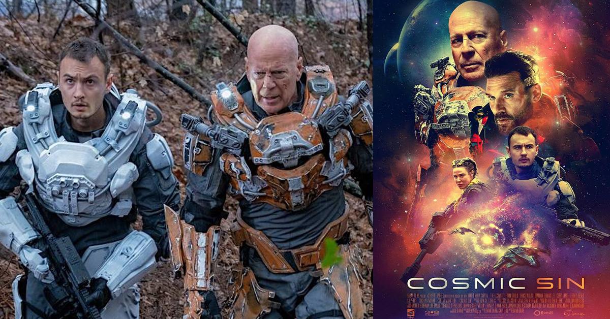 【观后感】 Bruce Willis继续攀登新烂峰?《Cosmic Sin》让人看到文明努力都白费了!