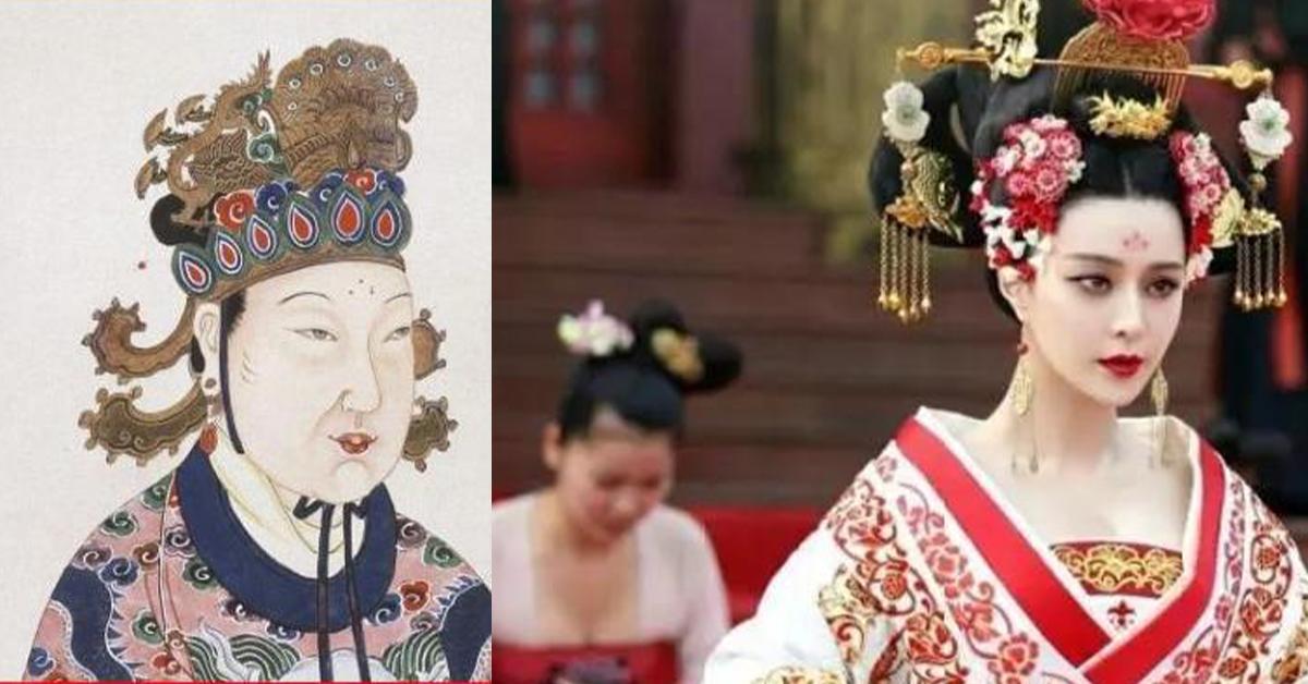 【女力UP】独具独特魅力的王者!武则天的故事曾被翻拍超过40次!
