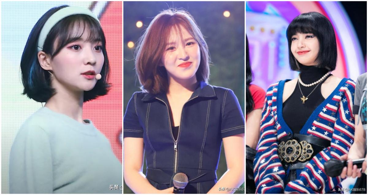 短发更清爽!韩国10位短发女偶像,你喜欢那款短发?