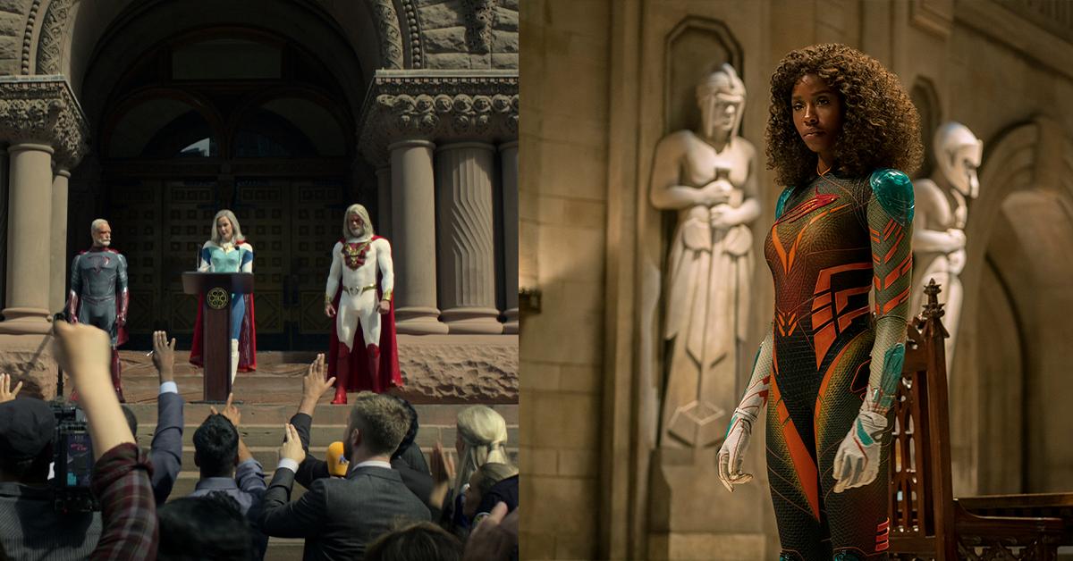 聚焦于两代超英交替下的矛盾!超级英雄影集《Jupiter's Legacy》5月7日播映!