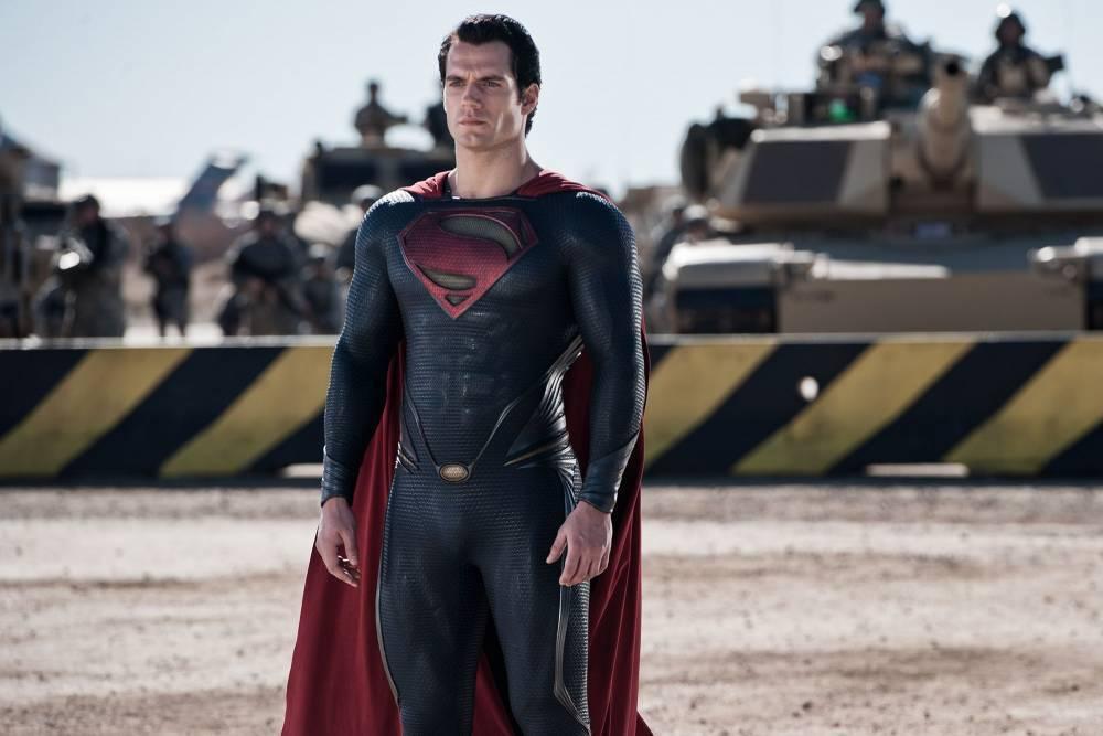 """""""超人""""扮演者Henry Cavill或加入漫威?网友反而支持:DC不努力,漫威出奇迹!"""