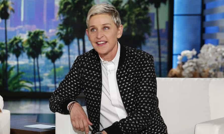 直觉告诉她,是时候结束了!Ellen DeGeneres的脱口秀将迎来句点!