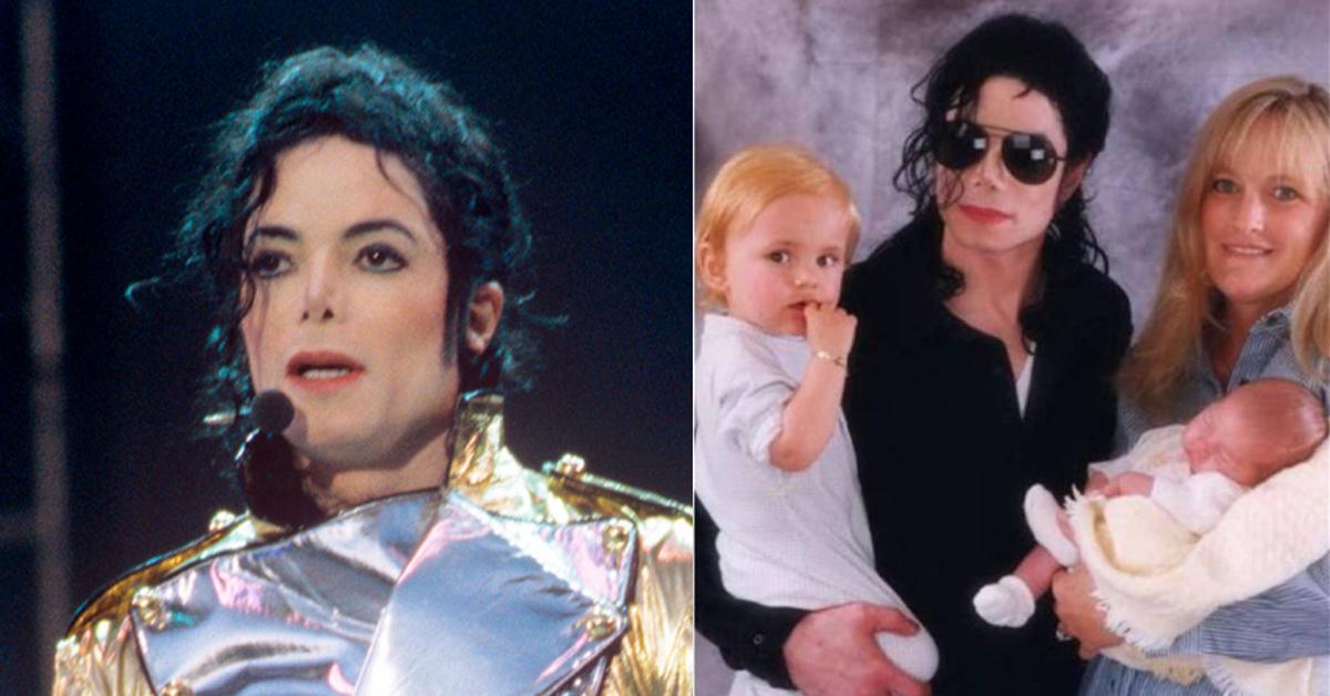 【怀念MJ】Michael Jackson的3个子女过得如何?大儿子竟患上白癜风!