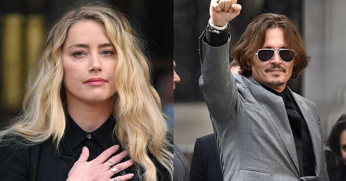 离婚官司后控告前妻诈捐!Johnny Depp成功扳回一城!