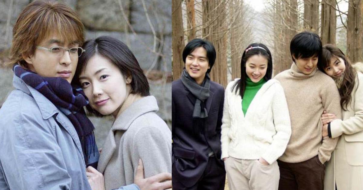 风靡全球的韩剧《冬季恋歌》演员们的近况!他们竟然都息影了!