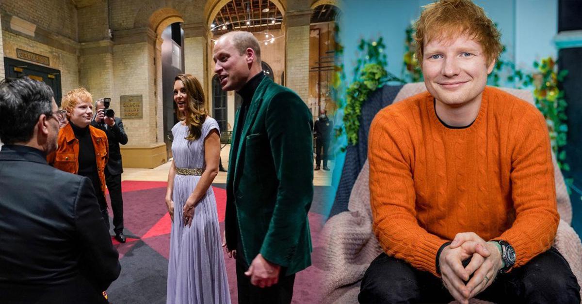 英国男歌星确诊!曾与威廉王子、多位歌手无罩接触过!
