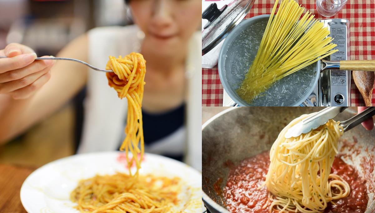揭意大利面的正确煮法和吃法!很多大马人都直接下锅,这就错了!