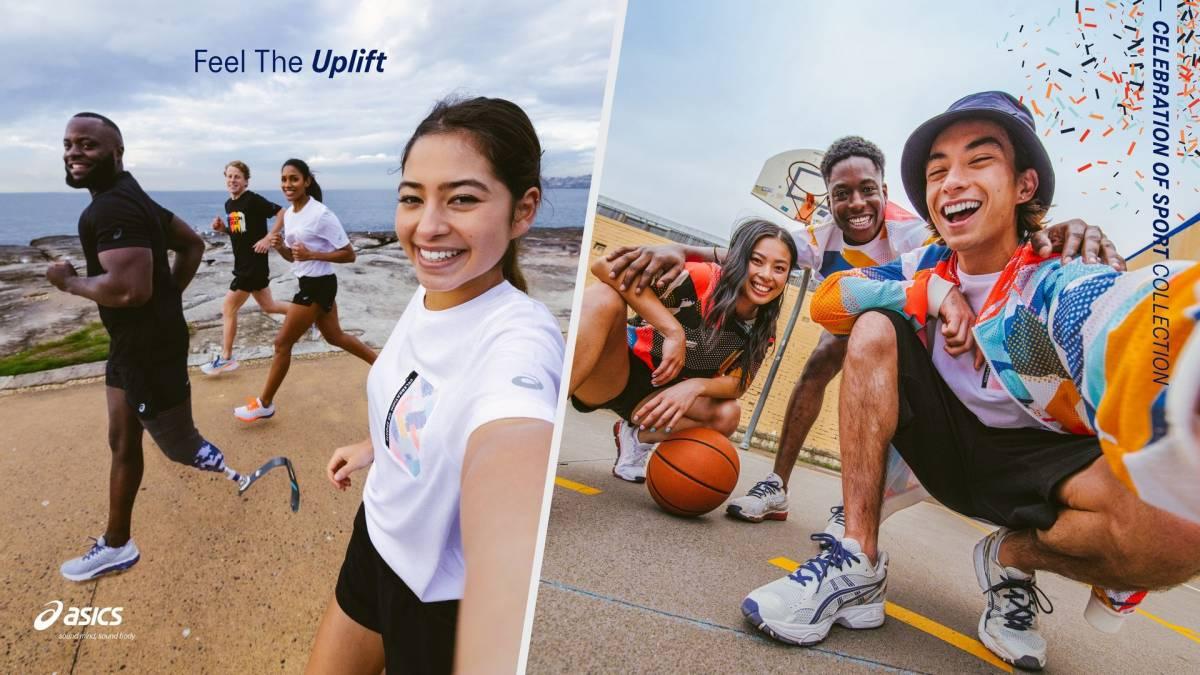 ASICS推全新系列商品,一起为运动喝彩!运动爱好者必备!