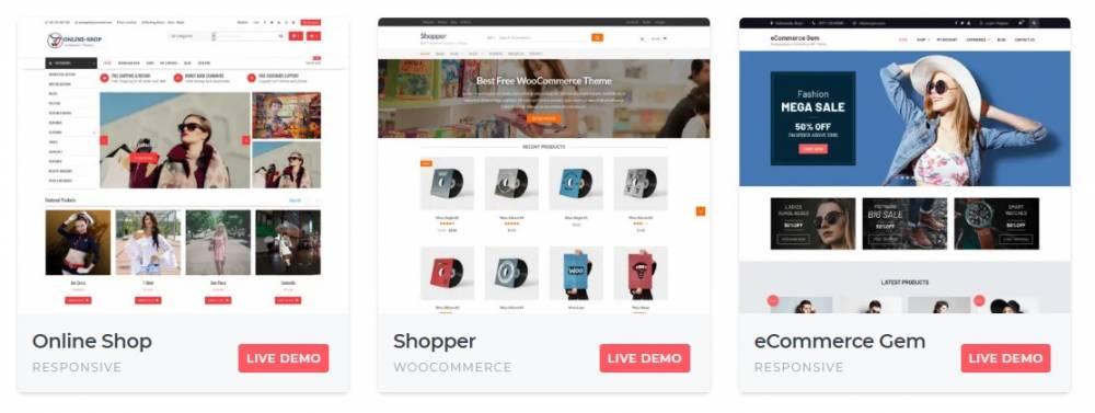 AliDropship WooCommerce Themes