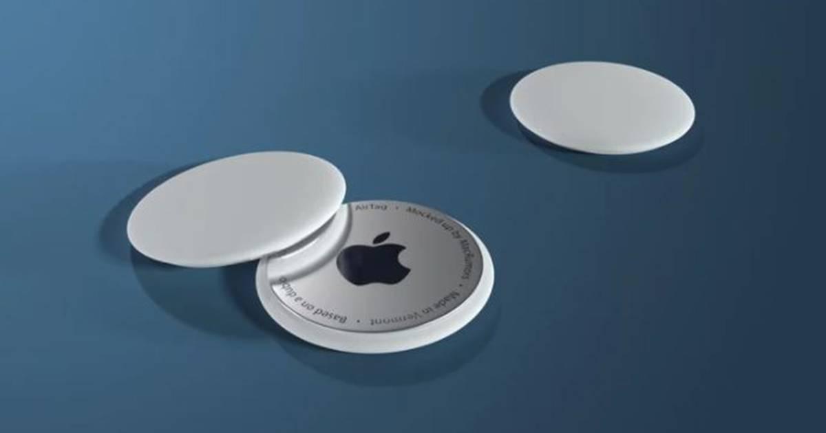 """苹果春季发布会: 全球果粉们等到颈项都长了,AirTags会不会再次""""放飞机""""?"""
