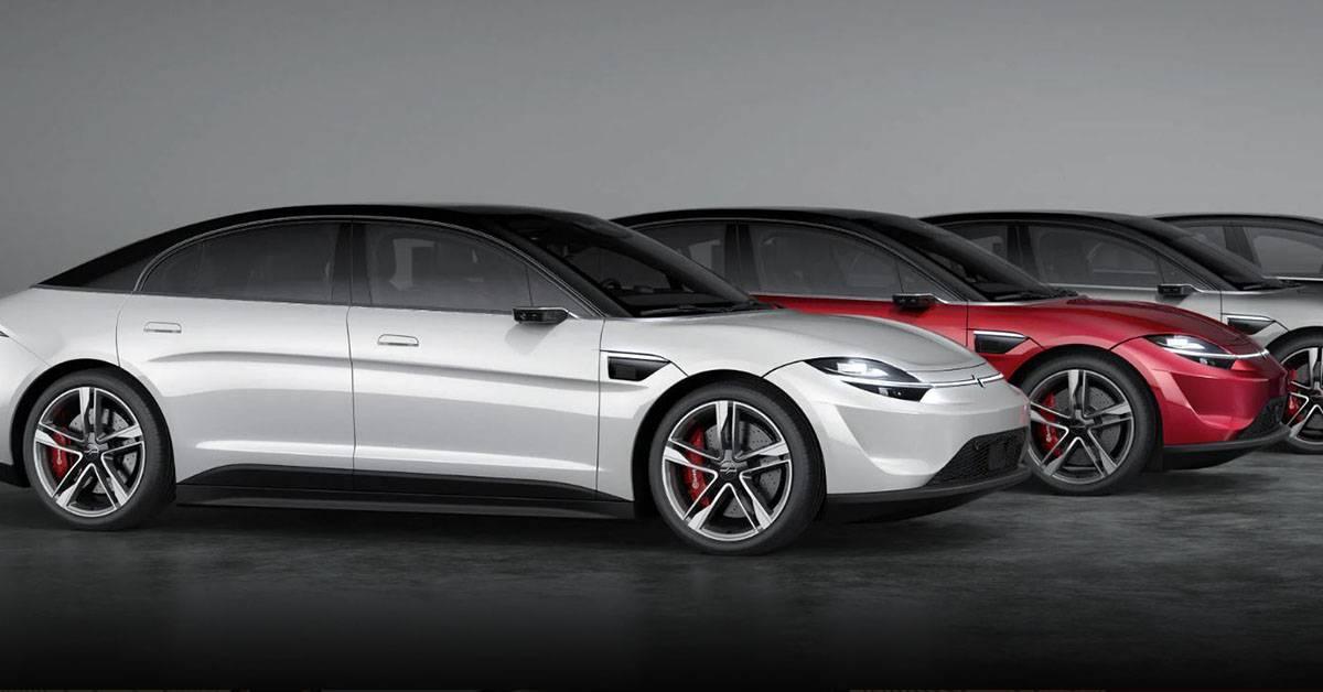 电动汽车Vision S正在奥地利进行公路测试!Sony 不排除量产可能性!