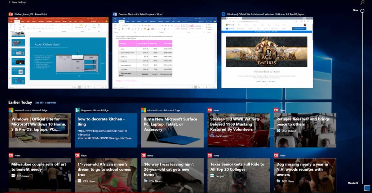 Microsoft 发布Windows 10最新预览版本!允许用户在重新开机后自动恢复启动App!