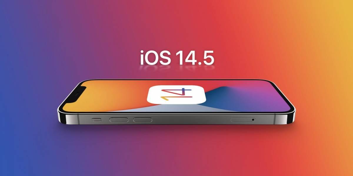苹果4月26日发布iOS14.5 !允许用户戴口罩下解锁手机、提升安全隐私、增添Emoji等多功能!