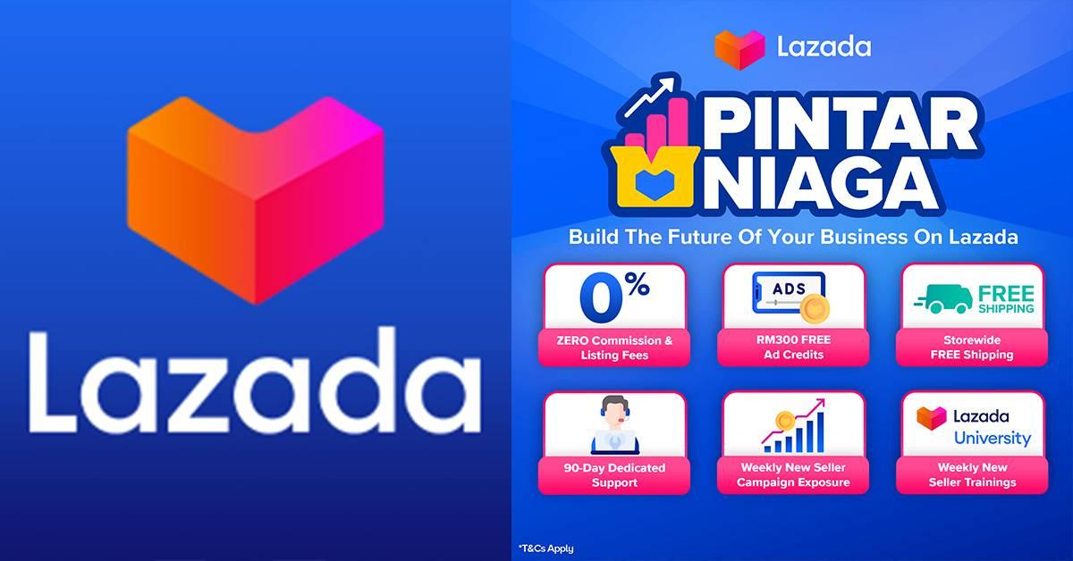 路不转人转!Lazada推出Pintar Niaga 振兴方案,协助商家加入电商增加业绩!