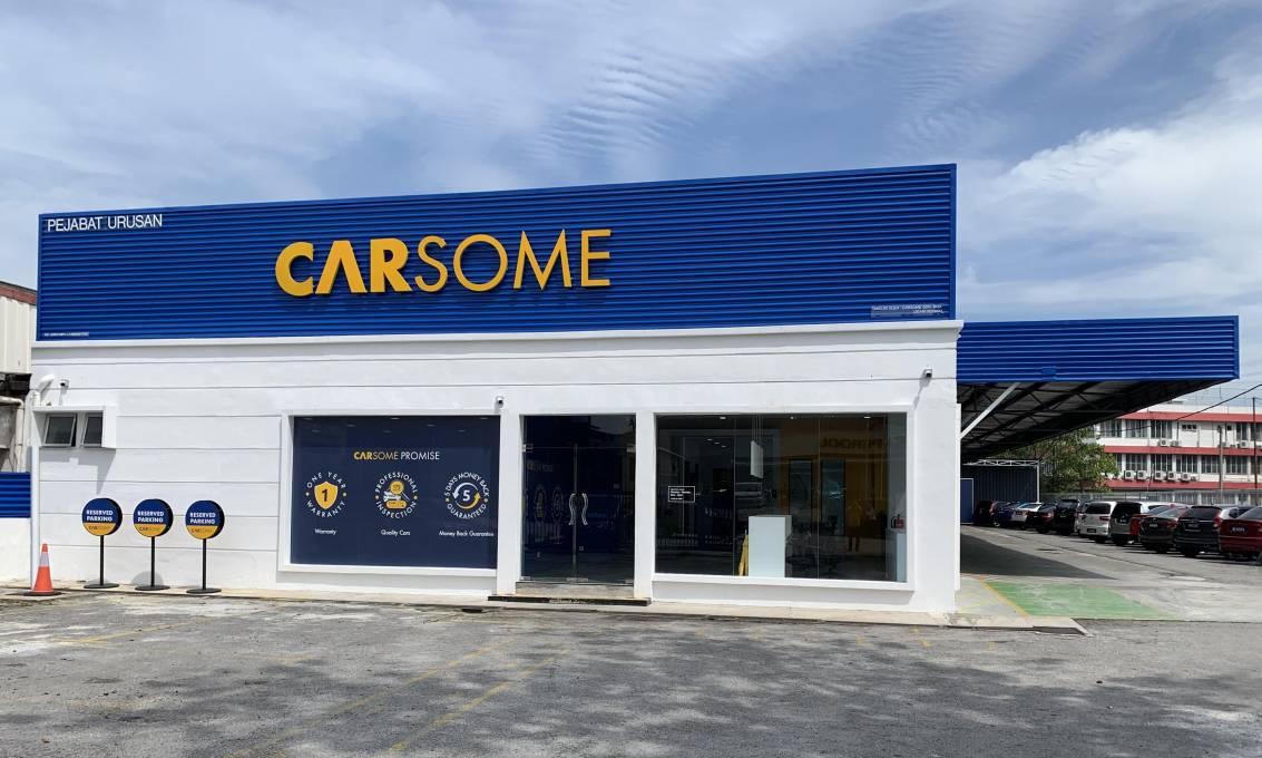 利息低至每月1%!Carsome与Aspirasi 合作,为本地二手车商提供电子化融资方案!