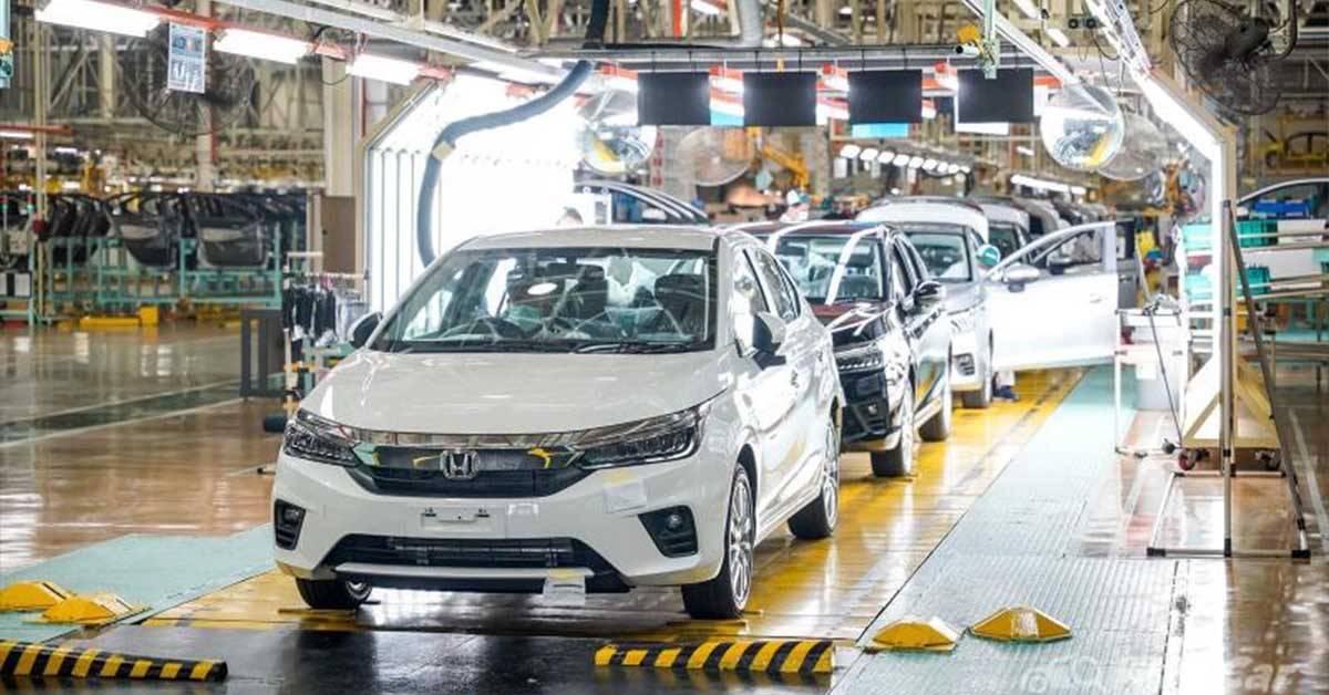 因FMCO影响交易注册程序!国内在6月的新车销售量恐怕是零!