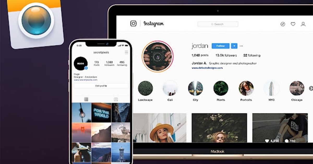 网页版用户增加推动此计划!Instagram用户们未来能在网页版上载照片帖文!