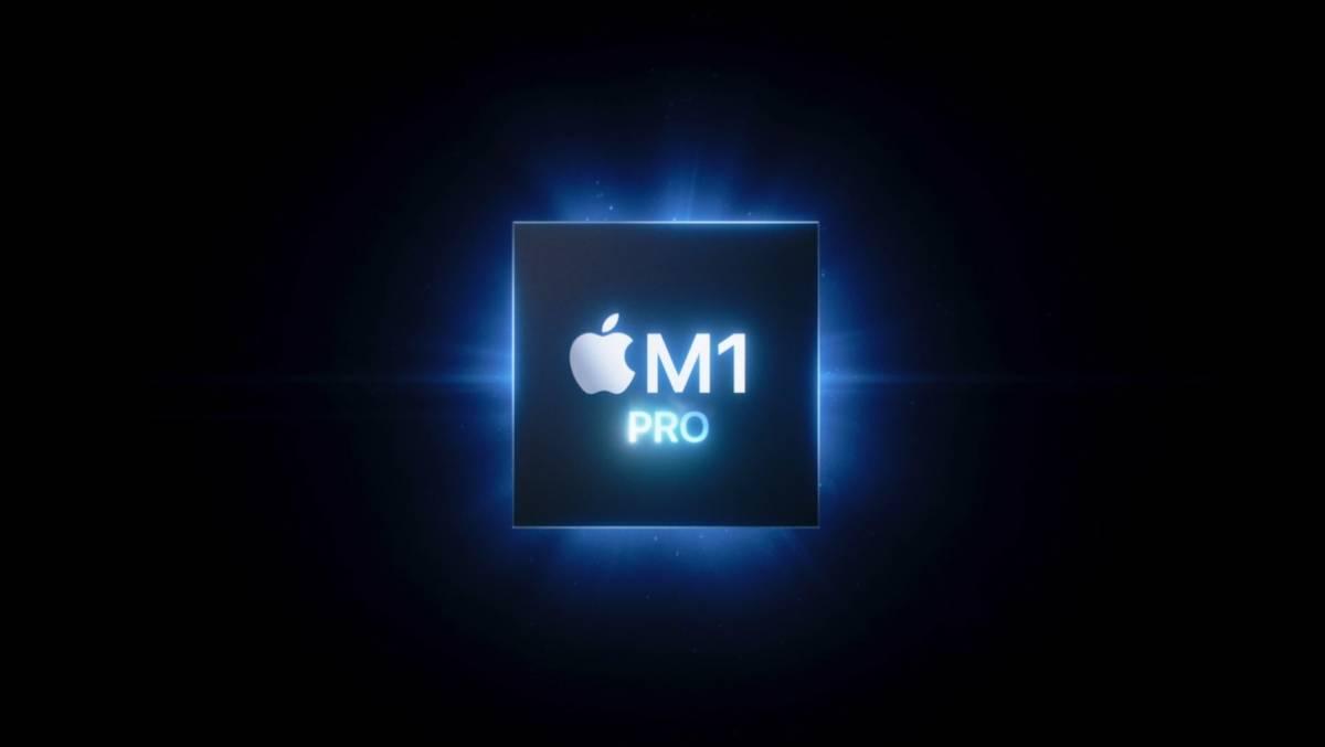 苹果最强大处理器M1 Pro 和 Max亮相:CPU 性能提高 70%,图形性能提高2倍!