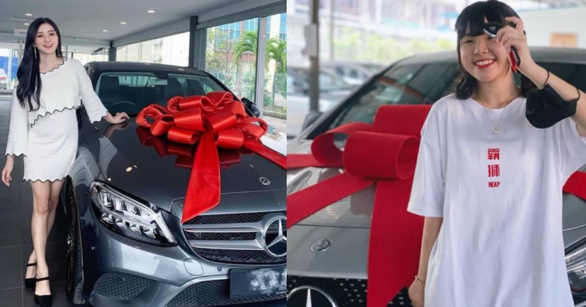 靠自己赚钱买车的8名大马网红!最后1位13岁就拥有一辆Toyota了!