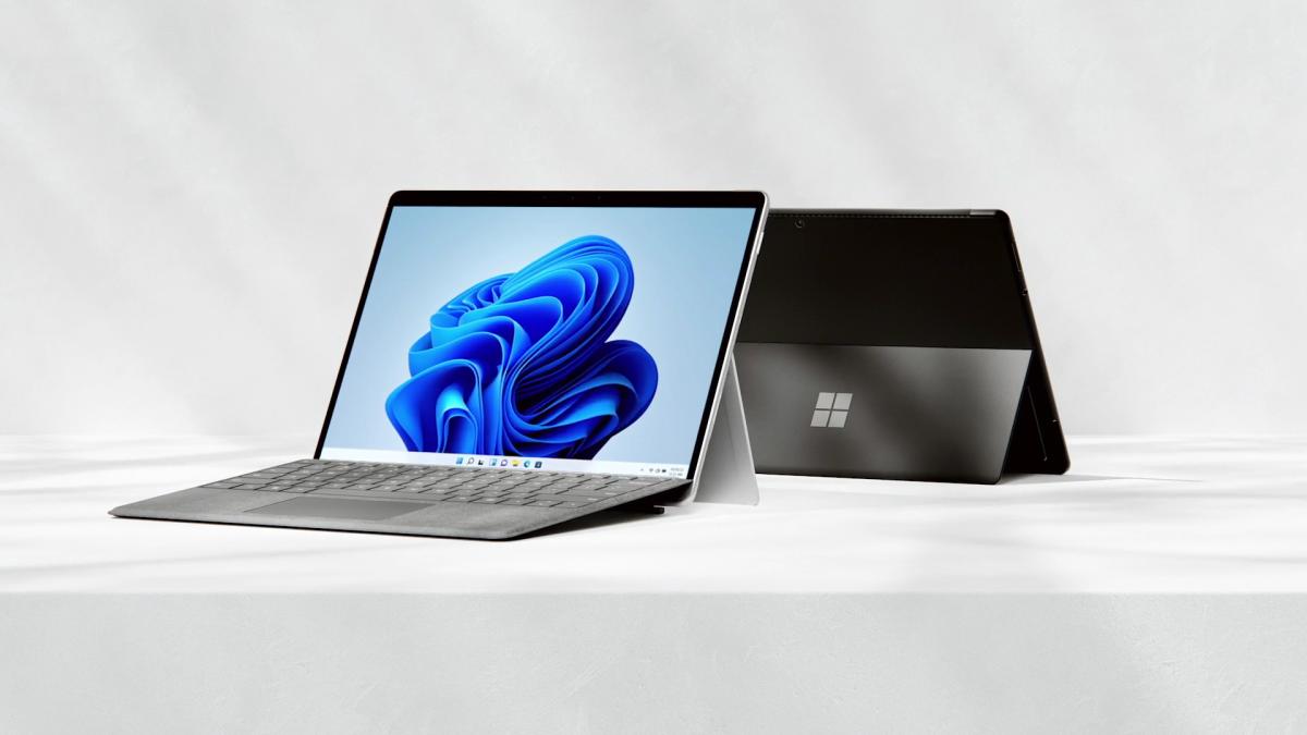Microsoft Surface Pro 8 发布!13 寸PixelSense Flow Display与120Hz刷新率,电池续航达16小时!