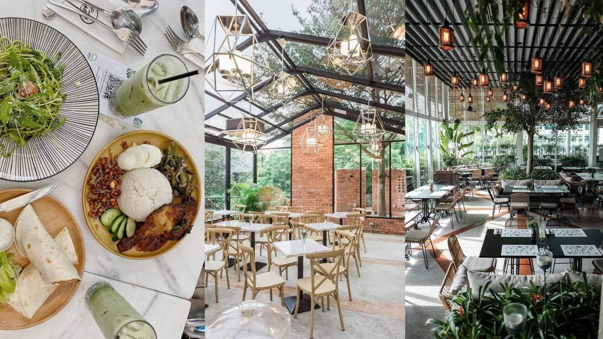 盘点6家雪隆区的梦幻玻璃屋餐厅!在落地窗旁享用下午茶!必朝圣!